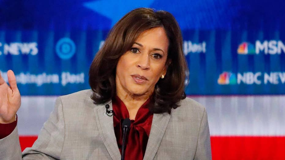 Sen. Kamala Harris ends her presidential campaign