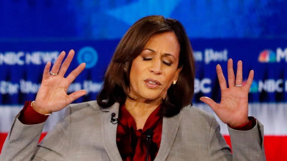 aSen. Kamala Harris pulls out of 2020 Democratic race