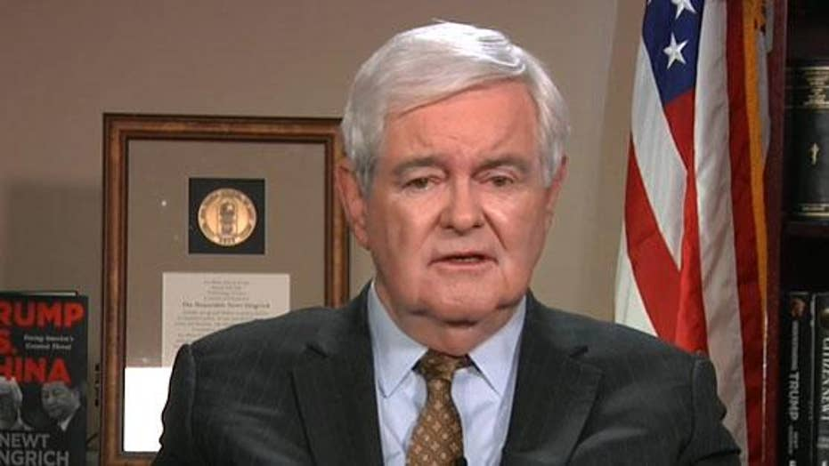 Newt Gingrich: Founding Fathers didn't see impeachment as political tool