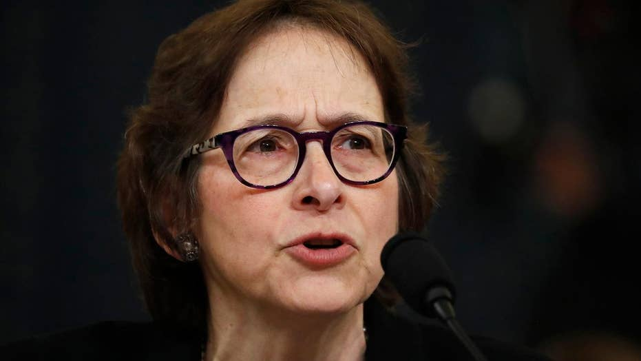 Impeachment witness professor Pamela Karlan: President Trump must be held to account