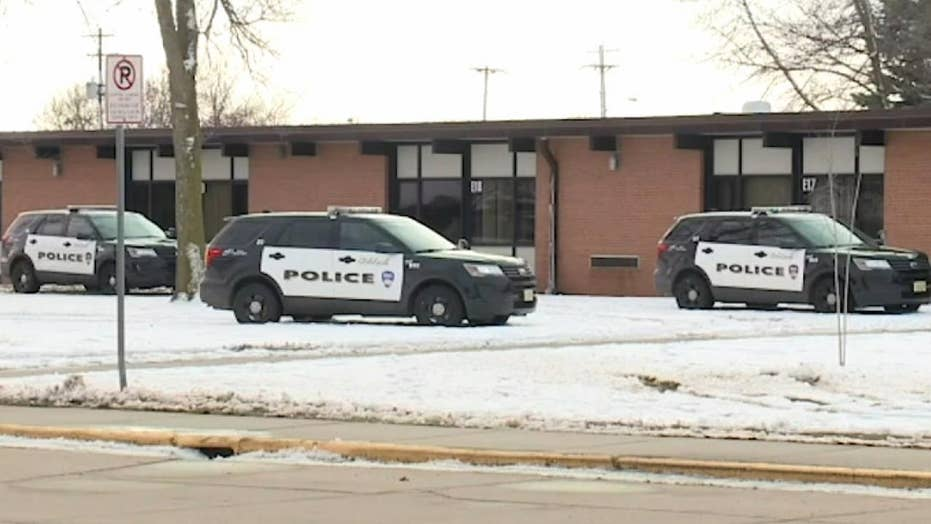 Wisconsin student shot after confronting school resource officer
