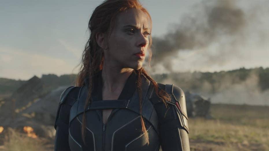 Marvel unveils teaser trailer for Scarlett Johansson's 'Black Widow'; award season begins
