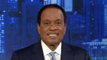 Juan Williams: Support from minorities 'wasn't there for Kamala Harris'