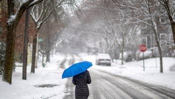 National forecast for Thursday, December 5