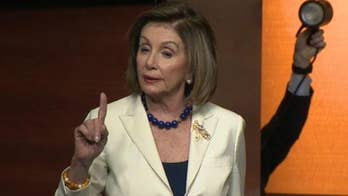 Pelosi, Biden lose their cool as impeachment battle intensifies