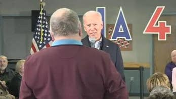 Retiree called 'damn liar' by Biden says he just wanted ex-VP to 'answer the hard stuff' about Ukraine, other topics