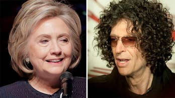 Hillary Clinton admits to Howard Stern that she didn't 'prioritize' media in 2016