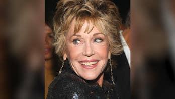 Jane Fonda says coronavirus is 'God's gift to the left' because it could help Biden defeat Trump