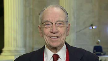 Grassley: I would advise Trump not to testify at Senate impeachment trial