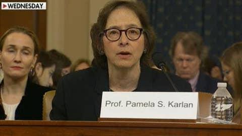 Pushback after Pamela Karlan's 'tone-deaf' remark