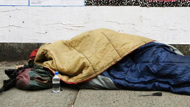 NYC sued for policy that relocates homeless population to other states