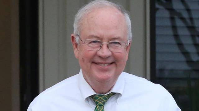 Ken Starr: Pelosi's impeachment push a 'completely outrageous' abuse of power