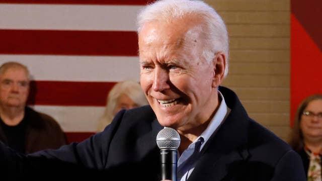Joe Biden has heated exchange with Iowa voter over Hunter Biden's work in Ukraine