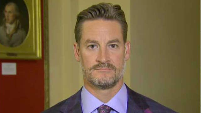 Rep. Steube: Terrorists were given more due process than President Trump