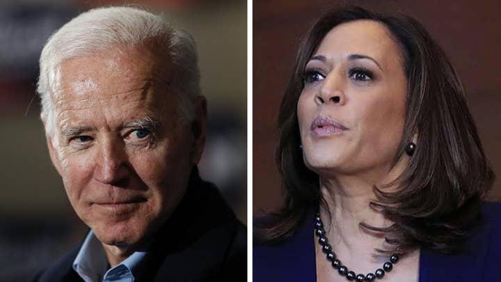 Joe Biden signals no hard feelings toward Kamala Harris; Cory Booker laments lack of diversity in 2020 field