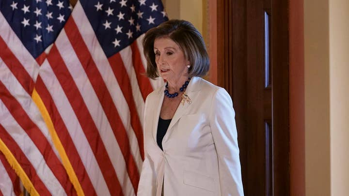 Nancy Pelosi asks House Democrats to proceed with impeachment, does not lay out timetable