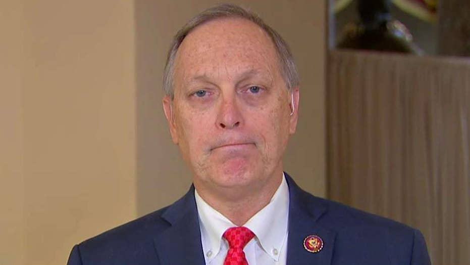 Rep. Biggs on Pelosi's impeachment announcement: She is flat-out not telling the truth