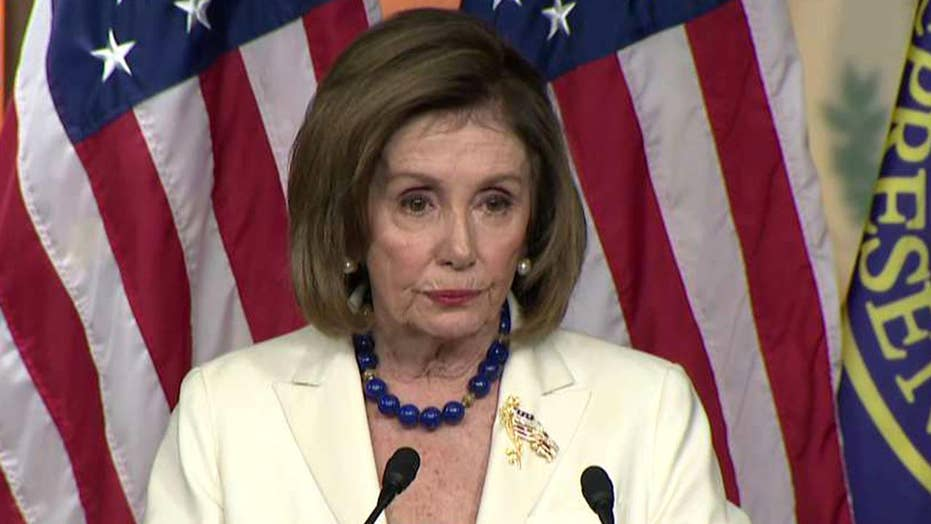 Nancy Pelosi on impeachment: Members will make up their own minds