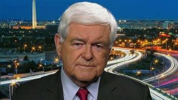Gingrich: The pressure is beginning to get to Biden