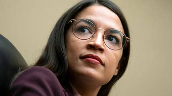 Alexandria Ocasio-Cortez called out for claiming Trump food stamp changes might have left her family 'starved'