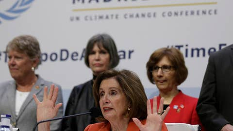 WATCH: Speaker Pelosi on COP25 Climate Change event