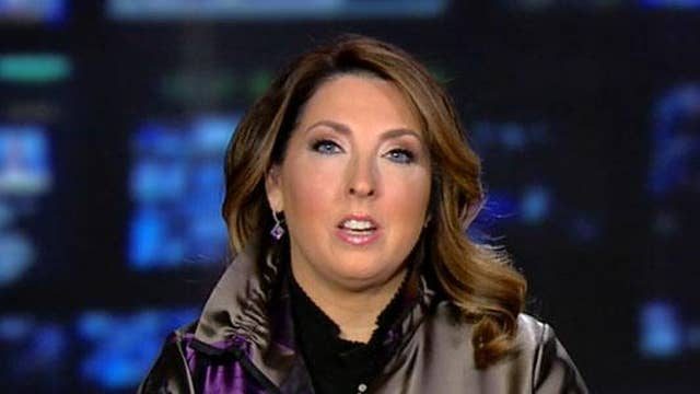 RNC Chairwoman: Dems losing ground with impeachment