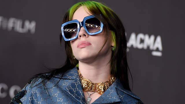 Billie Eilish takes fans backstage; HBO takes new look at Watergate