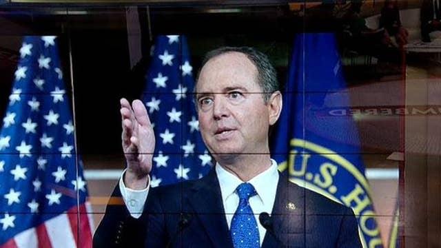 'The Schiff treatment': Controversy of phone log legitimacy