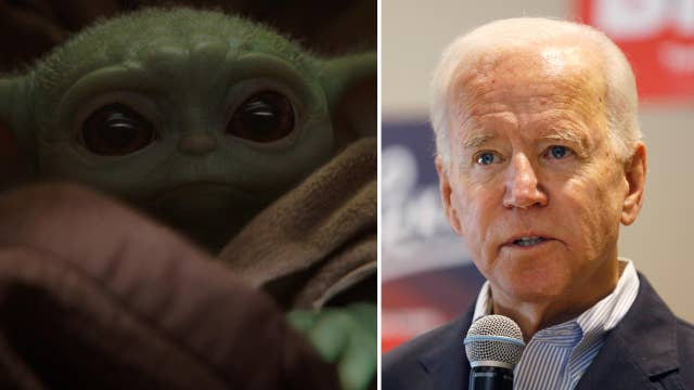 'Baby Yoda' vs 2020 Dem candidates: Who is more popular?