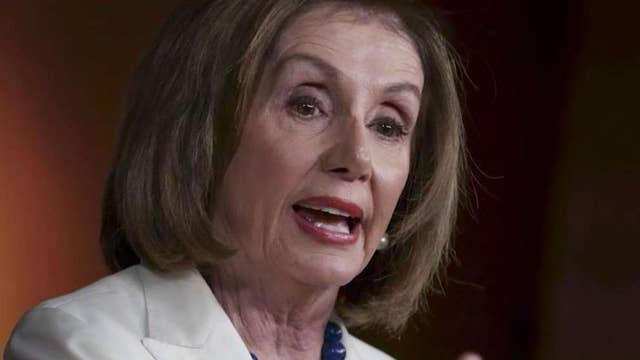 How the media covered confrontations involving Nancy Pelosi and Joe Biden