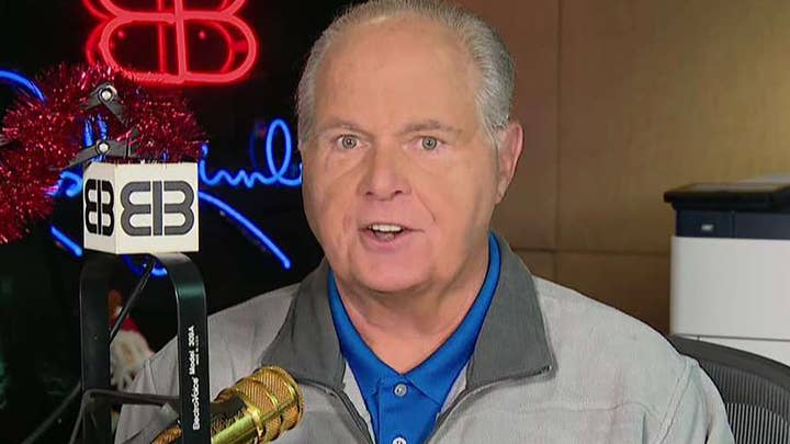 Rush Limbaugh on impeachment: 'We are watching pure, raw hatred'
