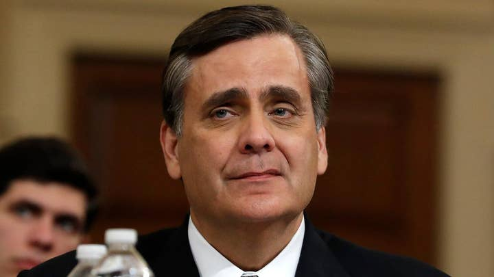 Jonathan Turley 'inundated with threatening messages' after testimony opposing Trump impeachment