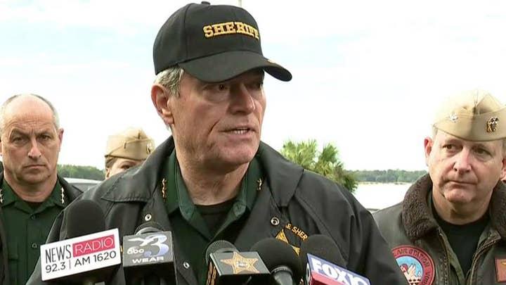 Four dead including shooter at NAS Pensacola, officials say