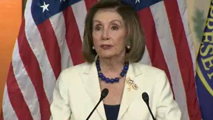 Has Nancy signed 'political death warrant' for Trump district Dems?
