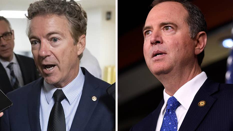 GOP lawmakers blast Adam Schiff for obtaining phone records of political rivals