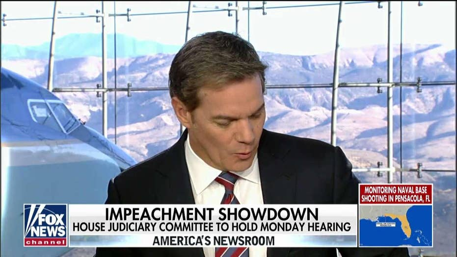Former 2020 candidate Eric Swalwell on the impeachment showdown