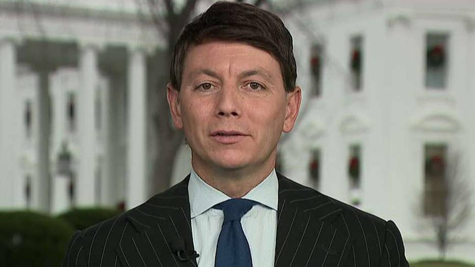 Hogan Gidley says President Trump welcomes an impeachment trial in the Senate