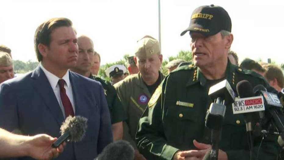 Authorities praise first responders that neutralized Pensacola shooter