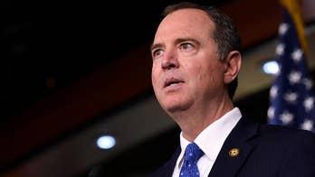 Schiff called 'hypocrite' as past comments criticizing Clinton impeachment emerge