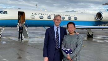 Iranian prisoner exchange frees American student