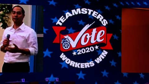 Teamsters Vote 2020 presidential forum in Iowa