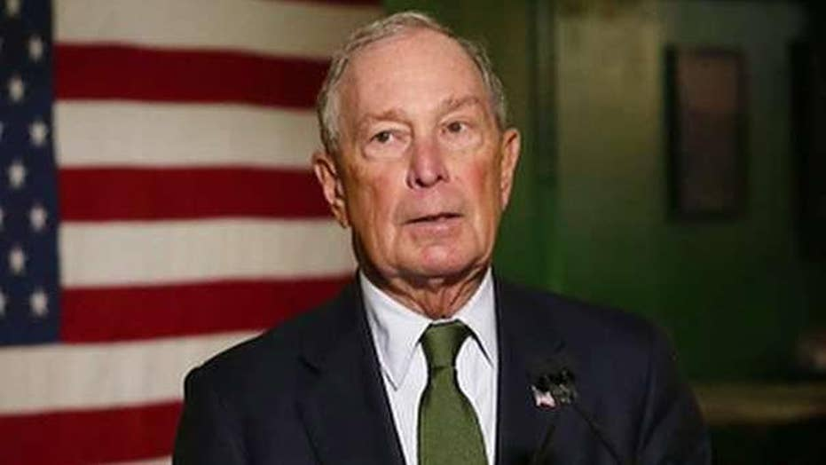Bloomberg on 2020 Democrats: Trump would eat them up