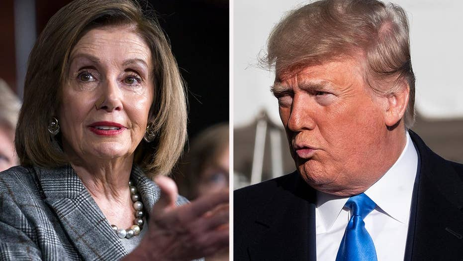 Pelosi requests House Democrats to proceed with articles of impeachment against Trump