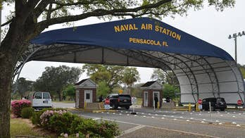 NAS Pensacola shooting presumed to be 'terrorism,' Saudi student recorded attack on video, officials say