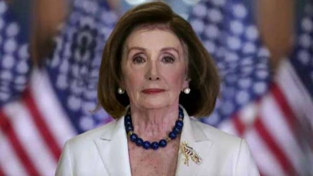 Pelosi only seems to invoke religion when she attacks Trump -- is that being a good Catholic?
