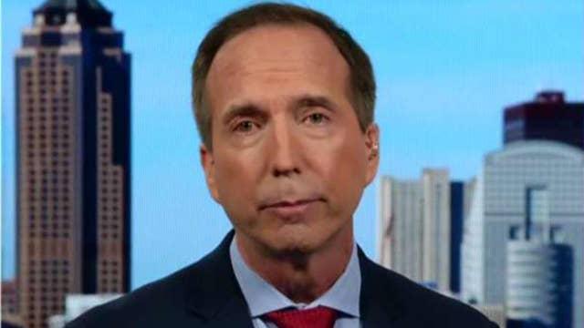 US Senate candidate Eddie Mauro reacts to campaign ad controversy