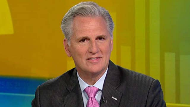 Rep. Kevin McCarthy: The Democrats are abusing their power
