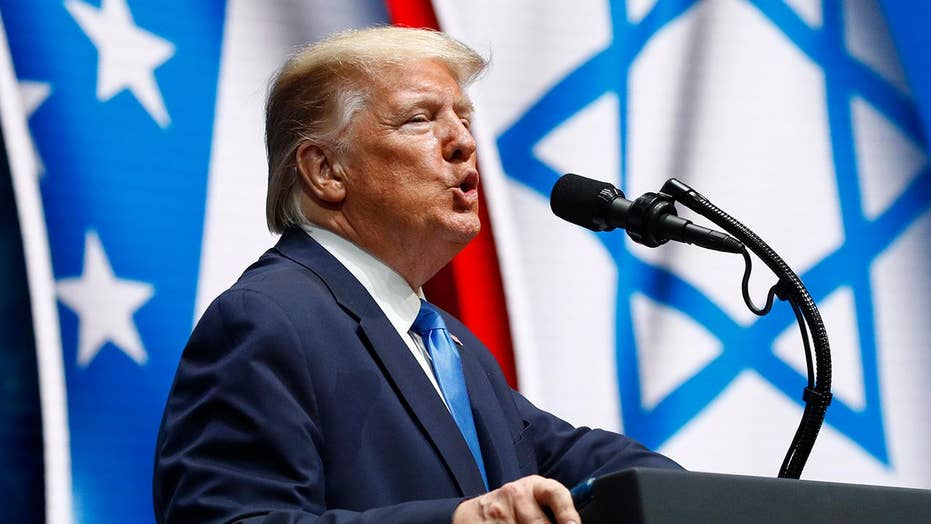 Trump says US-Israel relationship is stronger now than ever before