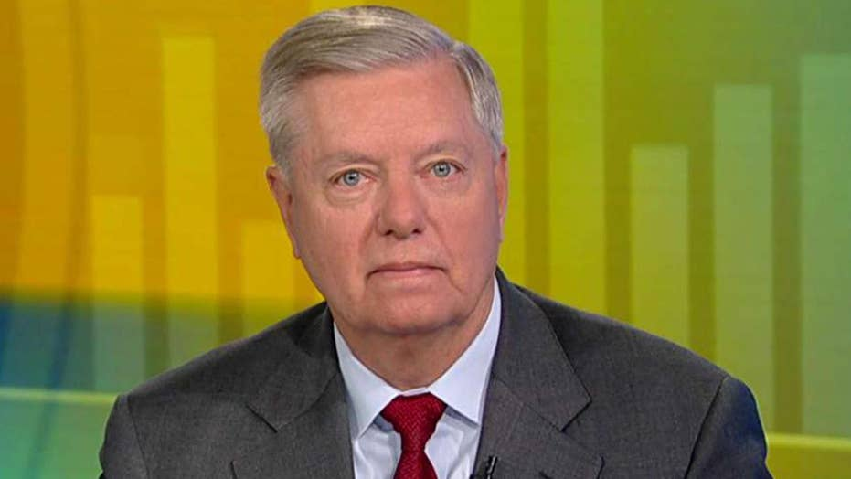 Sen. Lindsey Graham: The whole impeachment process in the House is not legitimate