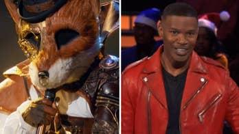 Holiday-themed semi-finals on 'The Masked Singer'; 'Santa Jamie' Foxx hosts 'Beat Shazam'